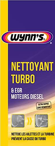 Wynn's 31563, WL31560, Nettoyant Turbo et Vanne EGR Diesel