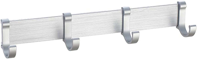 e8340fb6f06f7 Qi Coat Hook - Hanger Hook Space Aluminum Kitchen Door Back Wall ...