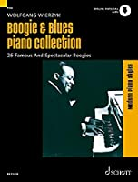 Boogie & Blues Piano Collection: 25 Famous And Spectacular Boogies. Klavier. Ausgabe mit Online-Audiodatei.