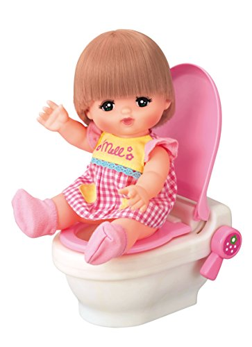 Mell Chan Parts, Toilet Training, Let's Go to the Toilet Together