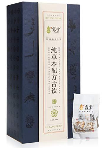 Original Lutang Kräuter-Tee (180g, 15 Portionen à 12g). Exklusive TCM-Rezeptur. Kraftvoll. Besonders bei chronischen Beschwerden.