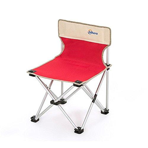 MDBLYJChaise longue Chaise pliante, chaise de pêche de loisir avec cadre en aluminium, équipement de table et chaises de camping