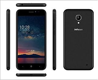 InFocus A2 (1GB+8GB) Midnight Black -Pack of 20