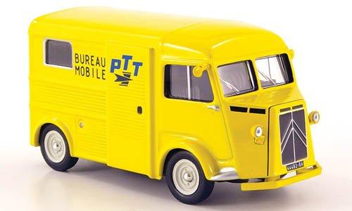 Citroen Type H, P.T.T. Post, 1970, Modellauto, Fertigmodell, MCW-SC37 1:43