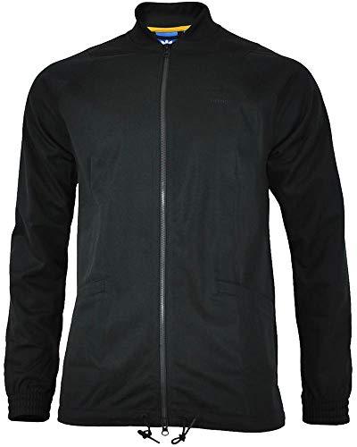 adidas Herren ST SST Tracktop Sweatshirt, Schwarz (Negro), L