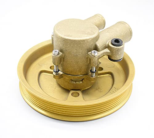 Raw Sea Water Pump for Volvo Penta 4.3 5.0 5.7 Engines Replaces 21212799 3812519