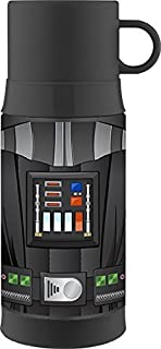 Thermos - Funtainer 保温瓶 12盎司 黑灰色(美国顺丰直邮包税)