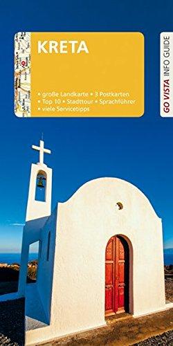 GO VISTA: Reiseführer Kreta: Mit Faltkarte und 3 Postkarten