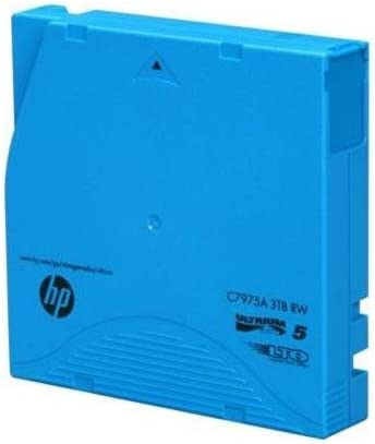 100% quality warranty! HP C7975AN LTO-5 Ultrium Non-custom Labeled security 20pa Data Cartridge