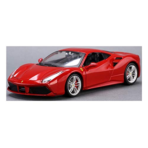 BWHM Modelo De Coche Famoso 1:32 para Ferrari F12TDF Coche Deportivo Modelo De Automóvil De Alta Imitación Modelo Metal Modelo Modelo De Juguete Regalo Simulado Alloy Collection (Color : 4)