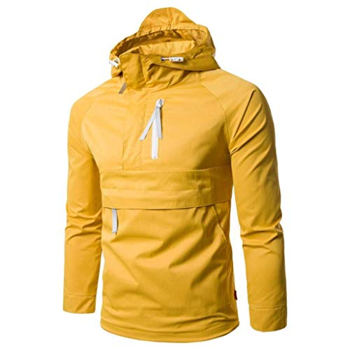 Heren Mode Windbreaker Mannen Hooded Rits Outwear Mannen Moderne Casual Mannen Jas Lente Herfst Tops Tops