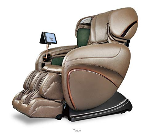 Cozzia CZ-629 Perfect Massage Chair with Advanced Technology - Taupe