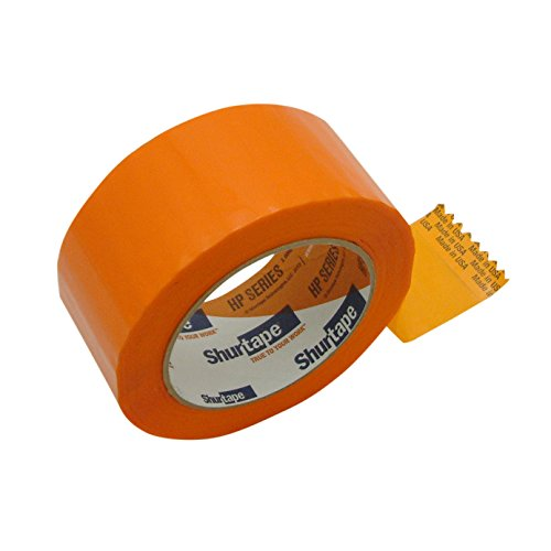 Shurtape HP-200C Farbiges Verpackungsband in Produktionsqualität: 2 in. x 110 yds. (Orange)