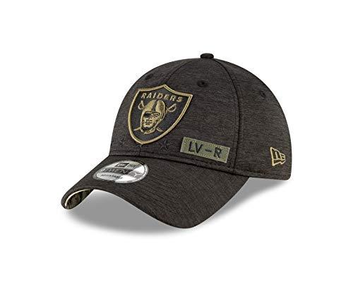 New Era 9TWENTY Cap Salute to Service Las Vegas Raiders - One Size
