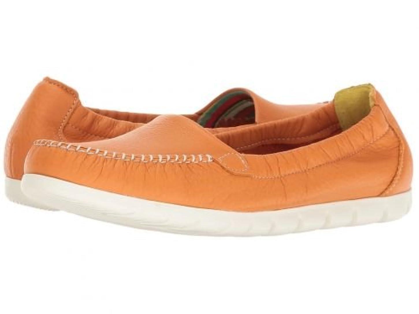 パーセント保全うまくいけばSAS(サス) レディース 女性用 シューズ 靴 ローファー ボートシューズ Sunny - Tangerine Orange [並行輸入品]