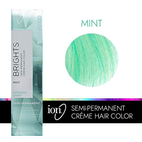 Ion Mint Semi Permanent Hair Color Mint