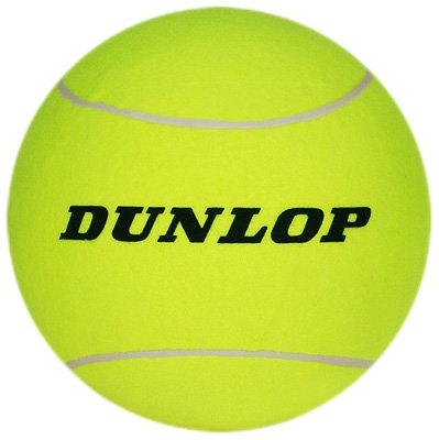 Pelotas De Tenis Grandes  marca Dunlop Sports
