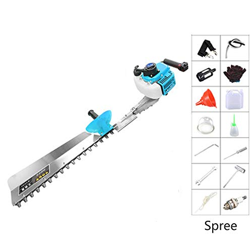 Find Bargain Electric Hedge Cutter, Hedge Trimmer Gasoline Tea Tree Pruning Machine Tea Picking Machine,Single-Knife Garden and Outdoor Garden Cutting Machine
