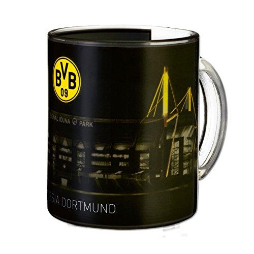 Borussia Dortmund, BVB-Zauberglas, Mehrfarbig, 0