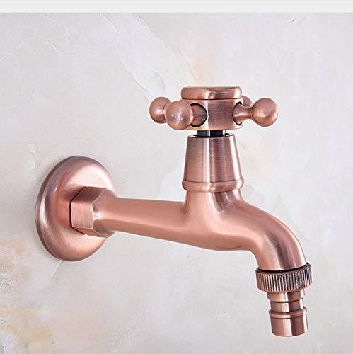 Makeyong antieke rode koper waterkraan tuin waterkraan/wasmachine waterkraan/wassen wassen koude kraan waterkraan waterkraan