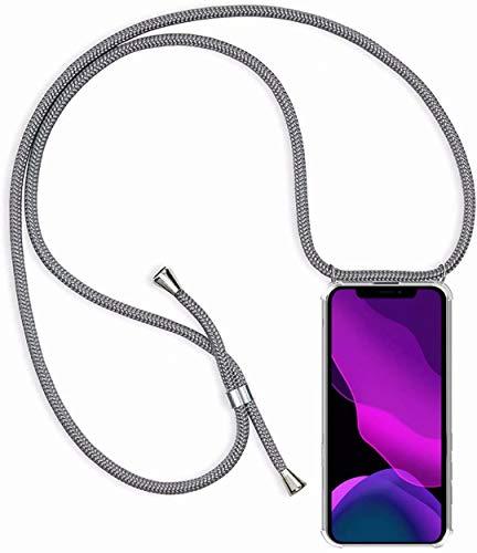 2ndSpring Funda con Cuerda Compatible con Samsung Galaxy S8
