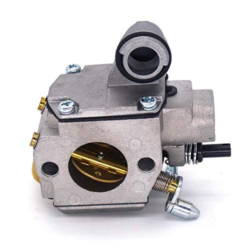 WANWU Carburador Carb Piezas de Repuesto para Motosierra Stihl MS361 MS361C MS341 Sustituye a Zama C3R-S236 1130-120-0610 1135-120-0608 1135-120-0601.