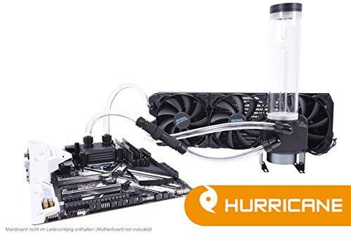 Alphacool Eissturm Hurricane Copper 45 3x140mm Wasserkühlung