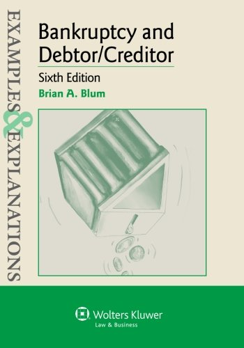 Download Examples & Explanations: Bankruptcy & Debtor Creditor, Sixth Edition 
