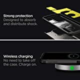 Spigen Tough Armor für Samsung Galaxy S20 Ultra Hülle, Doppelte Schutzschicht Handyhülle für Extrem Fallschutz Schutzhülle Case Gunmetal ACS00717 - 7