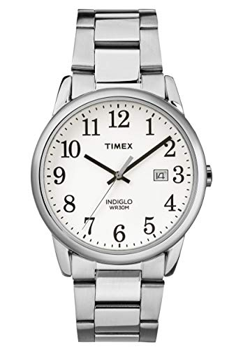 Timex Men's Easy Reader Date 38 mm Bracelet Watch TW2R23300
