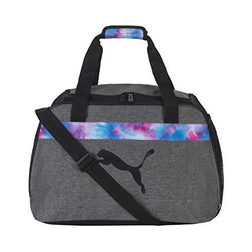 PUMA Women's Defiance Duffel Bag, Pink/Purple, One Size