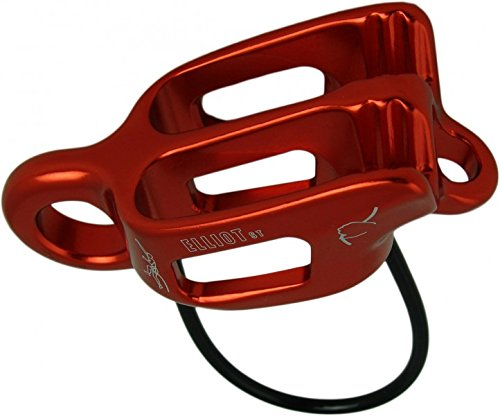 Elliot ST Sicherungsgerät Harlin Guide (Tube, Seile 8-11 mm), Farbe:orange