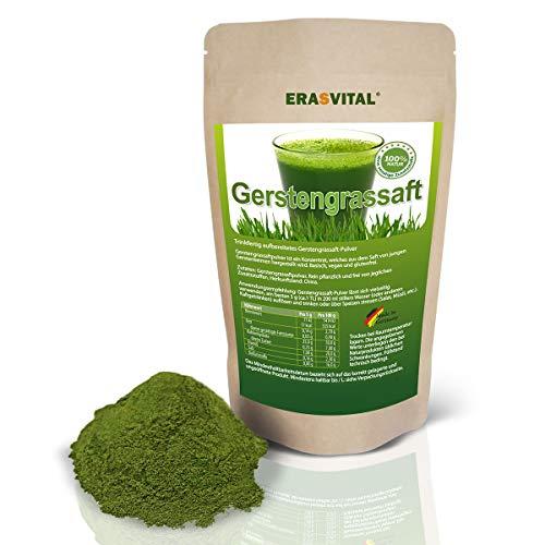 Gerstengrassaft Pulver 500 g Pulver