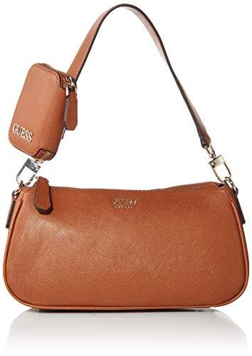 GUESS Kamryn Shoulder Bag, Cognac