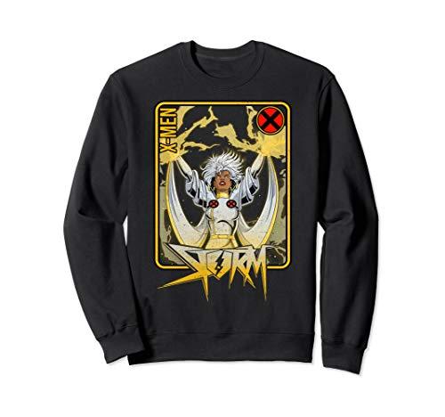 Marvel X-Men Storm Playing Card Sweatshirt
