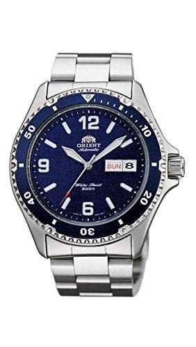 [オリエント時計]腕時計オートマティックMakoマコダイバーズウォッチ国内メーカー保証付きSAA02002D3
