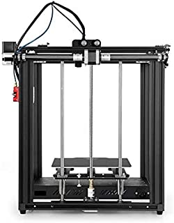 WOL 3D WOL3D Ender 5 Pro 3D Printer Silent Board Pre-installed upgraded features Metal Extruder Frame New and Improved Fil...