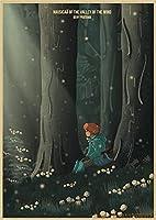 大人のための5Dダイヤモンド絵画キットアニメ映画、クロスステッチダイヤモンド刺繍ラインストーンフルドリルダイヤモンドアート壁の装飾(正方形、50×60cm)