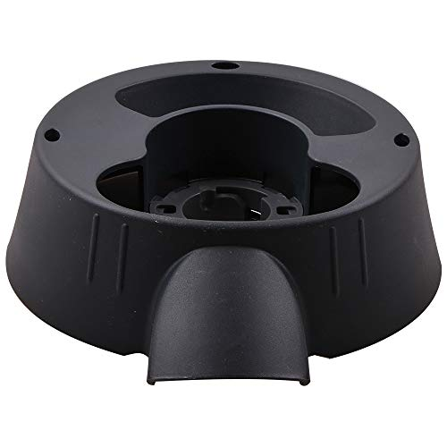 Mixtopffuss Behälterunterteil für Vorwerk Thermomix TM31 Küchenmaschine Ø 135 Sockel Thermomix Zubehör Ersatzteile