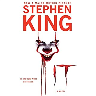 It                   By:                                                                                                                                 Stephen King                               Narrated by:                                                                                                                                 Steven Weber                      Length: 44 hrs and 55 mins     38,513 ratings     Overall 4.7