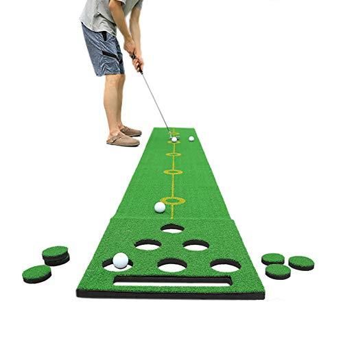 SPRAWL Golf Putting Mat Golf Pong Practice Green  indoor putting greens