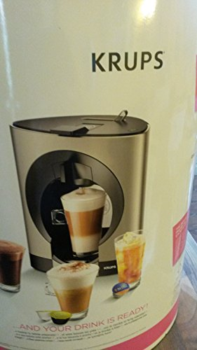 Krups Nescafé Dolce Gusto Oblo Titane