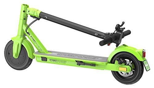 STREETBOOSTER One - E-Scooter mit Straßenzulassung und App aus dem Fachhandel (Grün) - 4