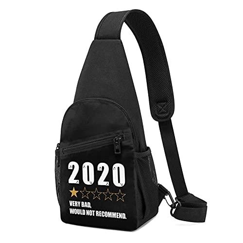Lawenp Sehr schlecht Würde empfehlen 2020 One Star Review Brustverpackung Umhängetasche Brusttasche Umhängetasche