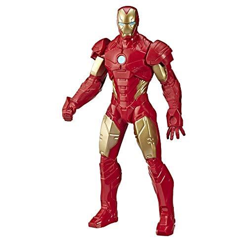 Boneco Marvel Olympus Homem de Ferro - E5582 - Hasbro
