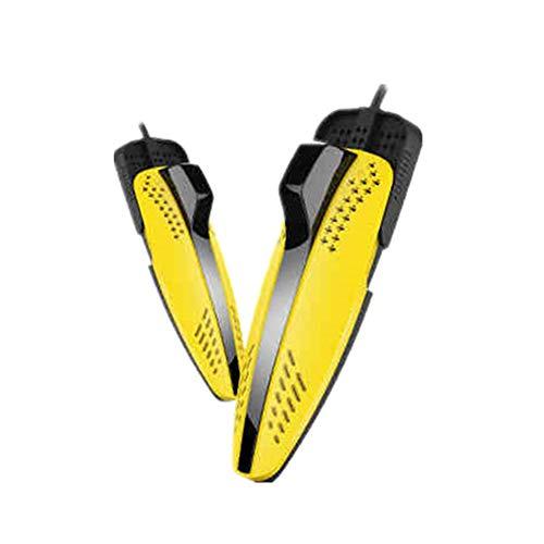 LXZXDQ Esterilizador Zapatos Esterilizador Eléctrico Uv Desodorante Secador Calefacción Hogar Multifunción, Mata Varias Bacterias Para Prevenir el pie de Atleta, Adecuado Para Una Variedad Zapatos