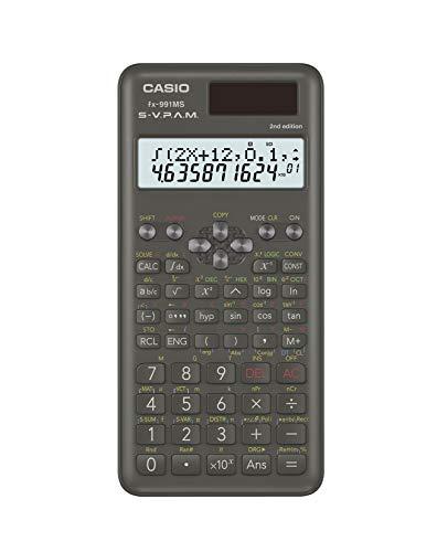 cuanto cuesta una calculadora cientifica fabricante Casio