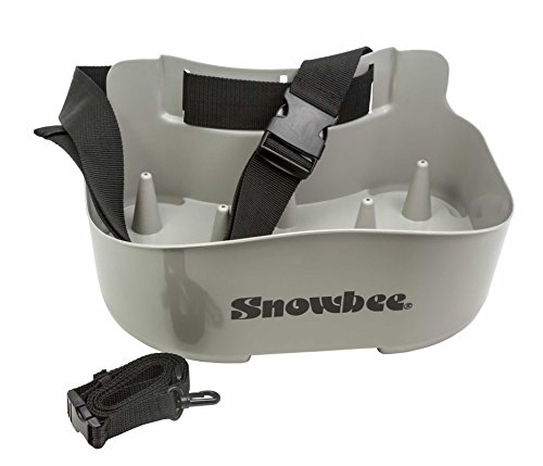 SNOWBEE Stripping Korb, grau, Einheitsgröße