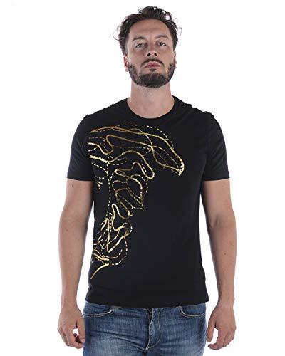 Versace Collection - Herren-T-Shirt V800683SVC9049 SCHWARZ S