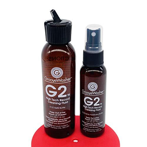 GrooveWasher G2 Reinigungsflüssigkeit-Set